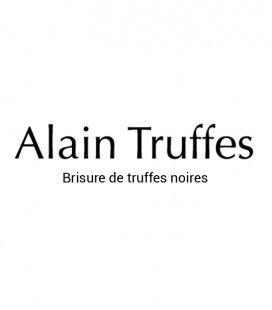 Black truffle crumbs
