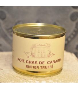 Foie gras de canard truffé 3%