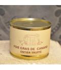 Foie gras de canard truffé 3% - 190g