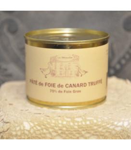 Pâté de foie de Canard Truffé - 190g