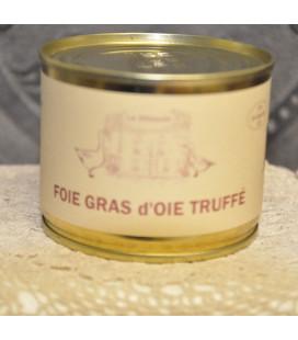 Foie Gras d'Oie Truffé -190g