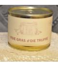 Foie Gras d'Oie Truffé