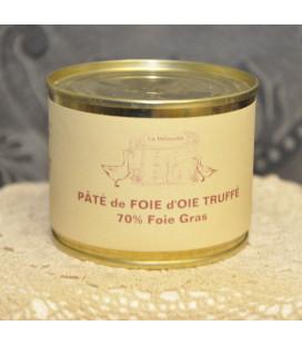 Pâté de Foie d'Oie Truffé - 190g